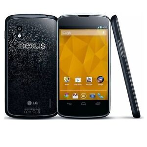 Google Nexus 4 8GB Factory UNLOCKED GSM Android 4.2 Smartphone LG-E960