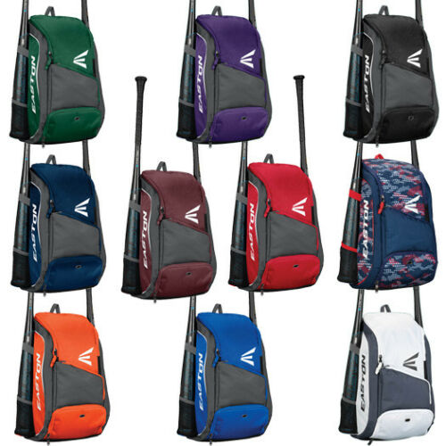 Easton Game Ready Backpack Baseball & Softball Bat Pack A159 037