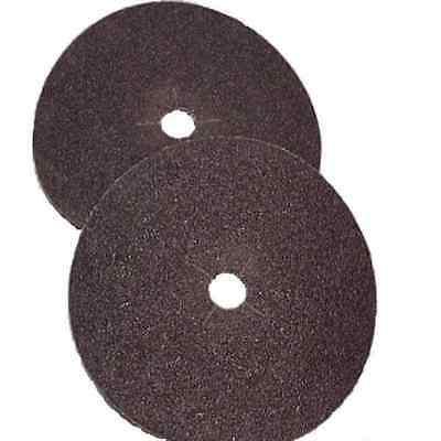 40 Grit Clarke - Alto - American Super 7 Edger Sanding Discs-sandpaper-box Of 50