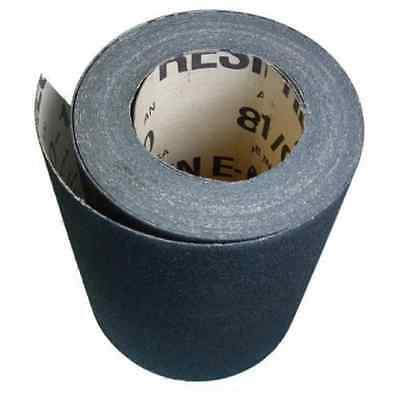 Floor Drum Sanding Sandpaper Roll - 8 X 50 Yards - 80 Grit - Bulk - Alum Oxide