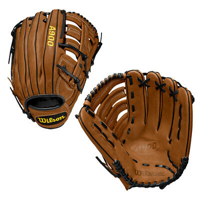 "Wilson A900 Throws Right Outfield 2020 Baseball Glove - 12.5"" - WTA09RB20125"