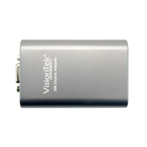 VisionTek Connect Series USB 2.0 to VGA Video Display Adapter