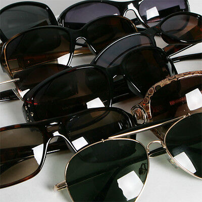 150 Famous Maker Sunglasses - Mixed Wholesale Bulk Lot - Deep Discount on Rummage