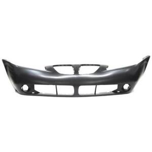 Hundreds of New Painted Pontiac G6 Front Bumpers