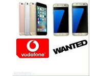 WANTED SAMSUNG OR IPHONE