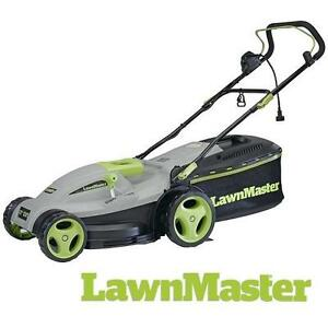 """NEW LAWNMASTER 18"""" LAWN MOWER - 113752359 - ELECTRIC LAWNMOWER 36V  CORDED"""