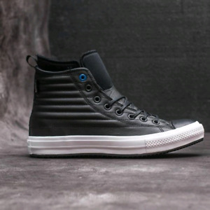Converse Hi Top Quilted Leather 8.5