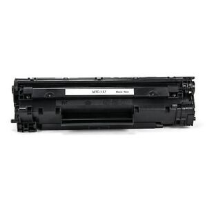 Canon 137 Black New Compatible Toner Cartridge