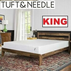 NEW TUFT AND NEEDLE MATTRESS KING MAT-TN-01-K 238499795 7-inch support layer MADE in the USA