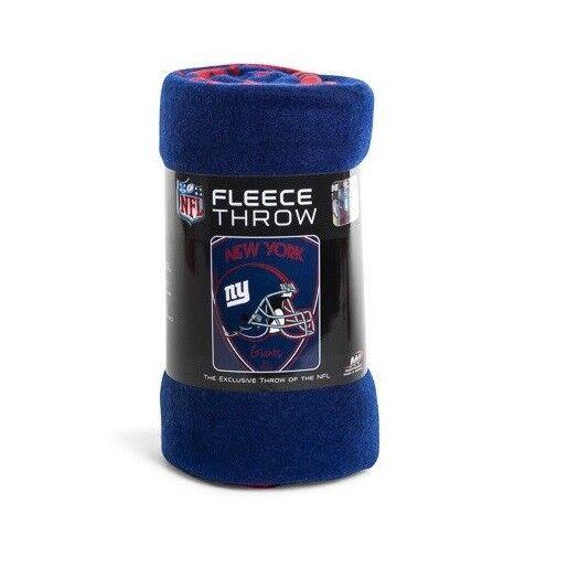 New Northwest NFL Teams New Logo Large Soft Fleece Throw Blanket 40'' x 50''