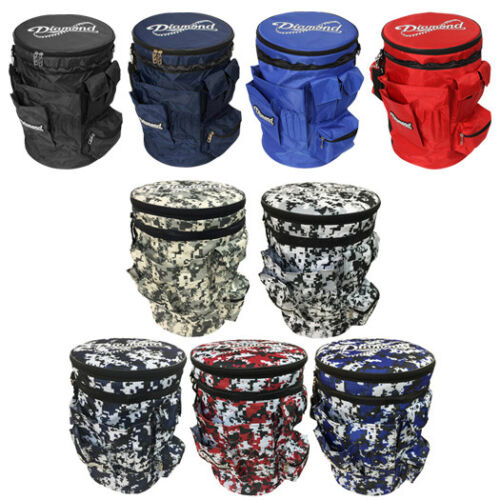 Diamond Baseball & Softball Coaches Bucket Sleeve Cover BKT SLEEVE
