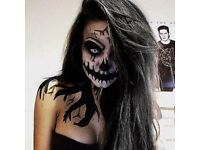 Halloween Make Up, Face/Body Painting Special Effects Artist - Cardiff Area