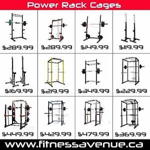 Power Rack / Squat Rack Home Gym Cable Machine – Brand New