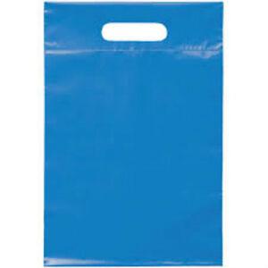 Merchandise-Gift-Bags-Die-Cut-Handle-Bags-S-Blue-12-x15-100
