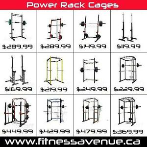 Power Rack Squat Rack Home Gym – Brand New