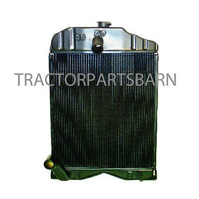 Massey Ferguson New Diesel Radiator To30 135 203 205 35 18732m91 180291m1