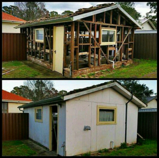 Sydney Asbestos Removal and Garage Demolition Stripout Roof Demo