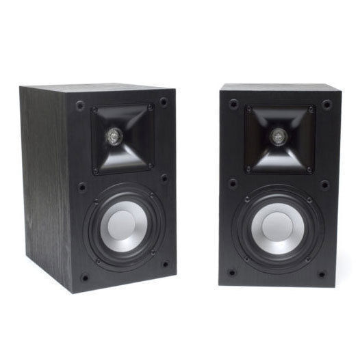 klipsch home speakers. klipsch b-10 pair bookshelf stereo speaker for home theatre/surround sound/music speakers