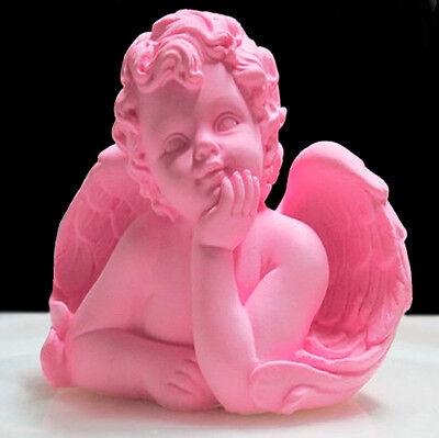 Cake Decorating Fondant Baking Mold Tool 3D Cupid angel Mold 2