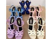 YSL Heels All Colours