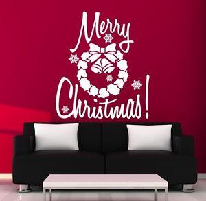 Christmas-Wall-Sticker-Art-Window-Shop-Quote-Decal-Art-kit3