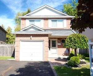 Spectacular 3 Bedroom Detached Home for Rent in Courtice!!!!