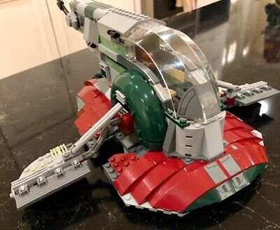 Lego Star Wars Slave Ship, 6209, pre-owned fully built