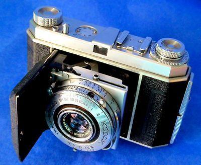 Складные камеры KODAK RETINA COMPUR-RAPID Vintage
