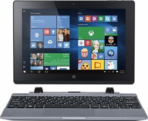"""Acer - One 10 - 10.1"""" Tablet with keyboard dock"""