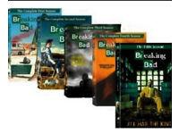 Breaking bad seasons 1-6 dvd boxsets