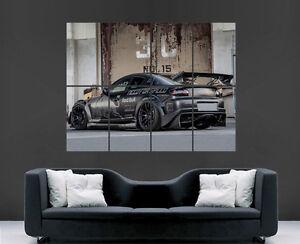 MAZDA RX8 POSTER RACING CAR STEET REDBULL SPEED FAST  IMAGE GIANT PRINT WALL ART