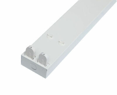 Led 4 Foot Tube Fixture. Ceiling Fixture Industrial Light