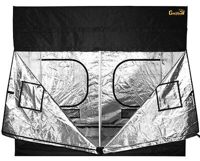 Gorilla Grow Tent 8' x 8' GGT88 Reflective Indoor Mylar Hydroponic Growing Room