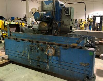Grand Rapids 14 X 60 Hydraulic Surface Grinder