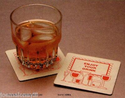 Custom Paper Coasters (COASTERS BEER COASTERS  BEER MATS BEVERAGE COASTERS  CUSTOM PRINTED)