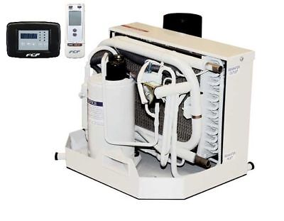 MARINE AIR CONDITIONER WEBASTO FCF 12000 R410A 230V,T-STATE,CABLE,REMOTE CONTROL