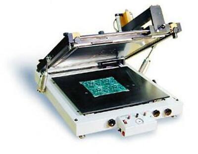 Spr-45 Automatic Smt Stencil Gold Print Printer K3