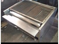 ARCHWAY CHARCOAL 3 BURNER SHORT GRILL