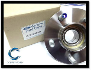 Genuine-Ford-Falcon-AU-BA-BF-Front-Wheel-Hub-Bearing-assembly-XR6-XR8-New