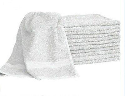 5 dozen bulk lot wholesale cotton economy bath towels utilit