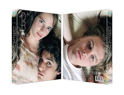 THE DREAMERS ( Blu-ray ) / Uncut Version / Region A