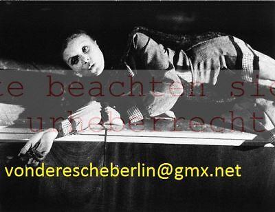 Werner ECKELT - MILVA bei der PROBE zu SINGT BRECHT - 1976 PHILHARMONIE BERLIN