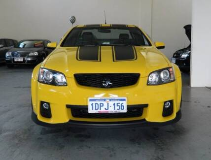 '11 Holden SSV 6Spd Manual Ute with NO DEPOSIT FINANCE!* O'Connor Fremantle Area Preview