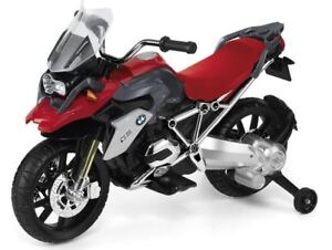 Kid's Battery Powered BMW Motorcycle