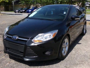 2014 Ford Focous