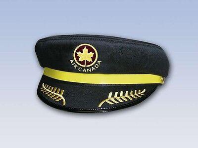 Air Canada Childrens Pilot Hat New Logo