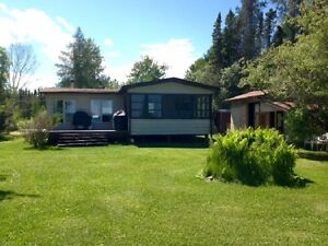 Seasonal Lakefront Cottage For Rent - Cabin Rental