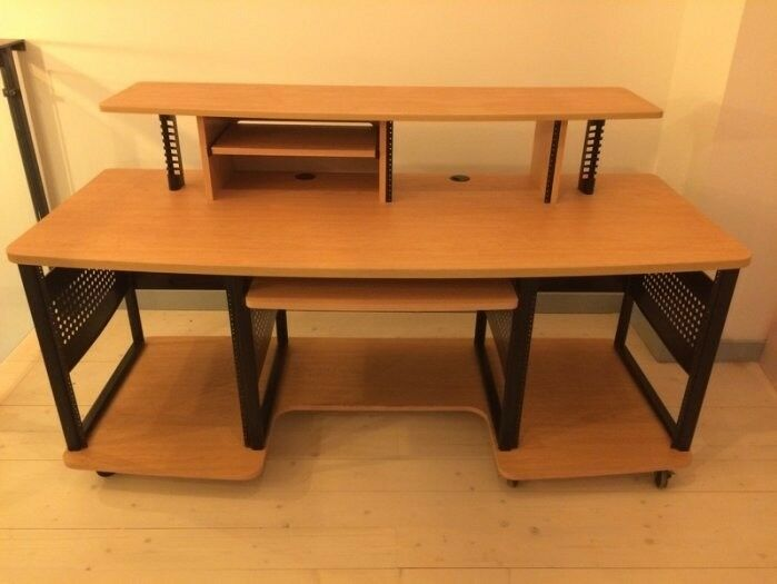 Music Studio Table, Producer Table, Producer Station, Office Desk