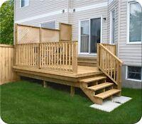 ✅☎️☎️☎️☎️ Landscaping/ Deck / Masonry✅★ 587-897-2125 ★☎️☎️☎️☎️✅