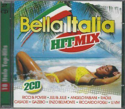 Bella Italia Hitmix - 2 CD, Ricci & Poveri, Juli & Julie, Angelo Fabiani